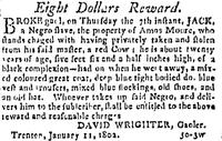 1802-01-19 Eight Dollars Reward.jpg