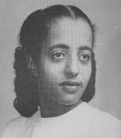 Quair 1949 yearbook Emma D. Andrews senior photo p. 25.jpg