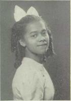 1940 Veronica Henriksen senior photo - Plainfield HS yearbook p 27.jpg