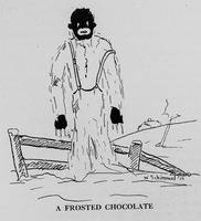 Cartoon: A Frosted Chocolate